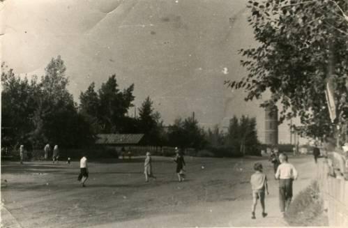 Ул.Сормова. 1971г.